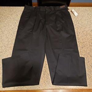 Nordstrom NWT SZ 35x30 black dress pants